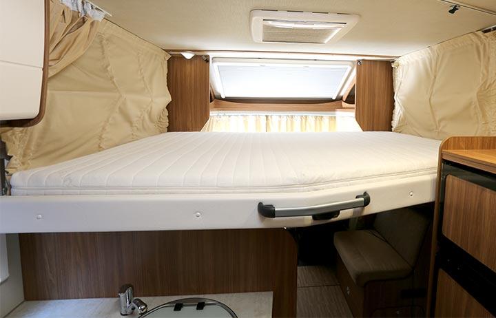 Wohnmobil-Matratze nach Maß