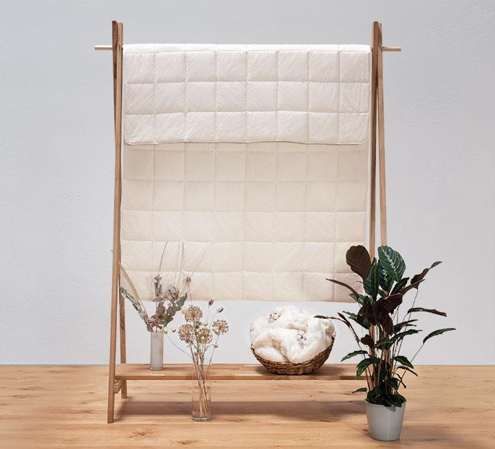 welche bettdecke fr kleinkind affordable kissen lina. Black Bedroom Furniture Sets. Home Design Ideas