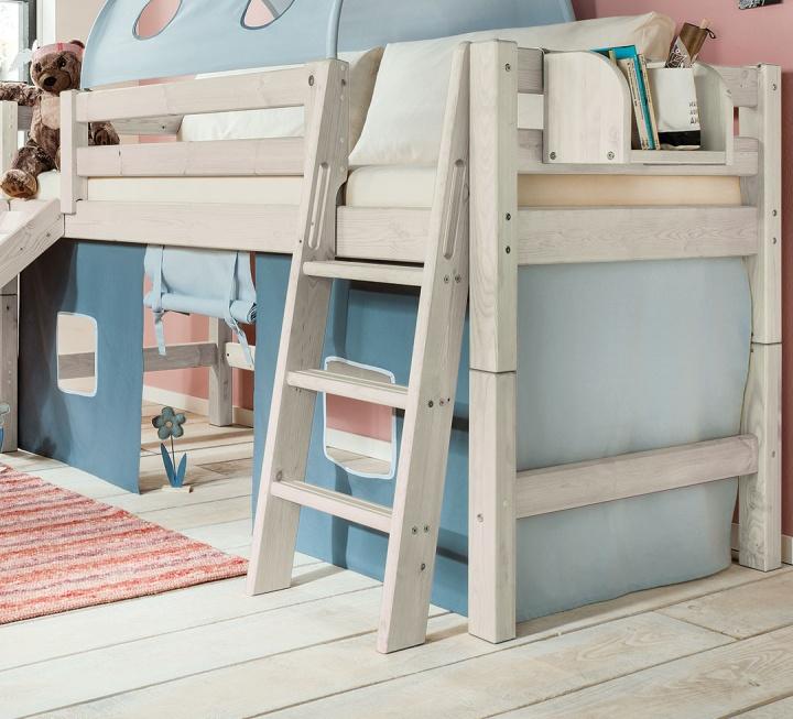 """Spielvorhang für Mini-Hochbett """"Pico"""" - Schnäppchen 2092-2621"""
