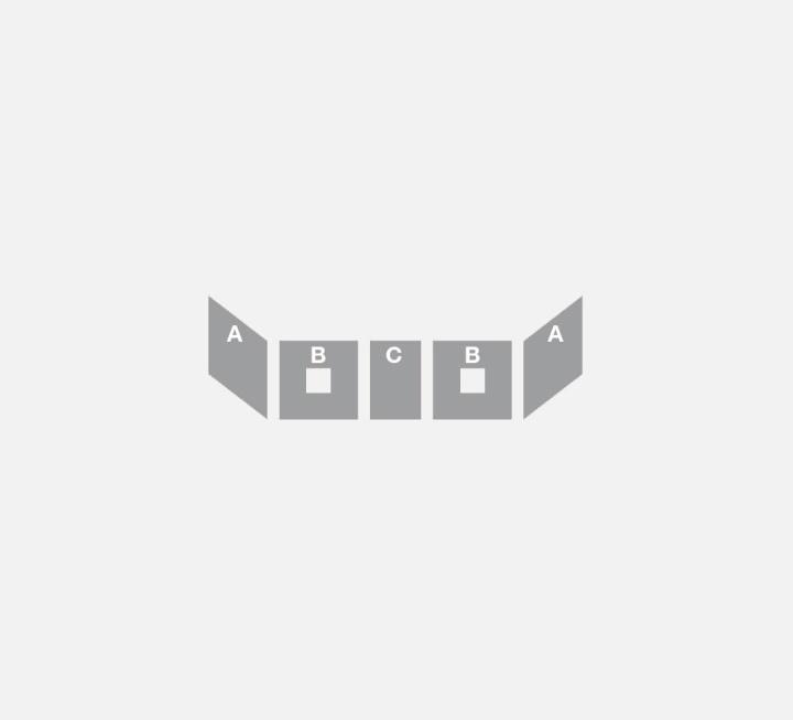 """Spielvorhang für Mittel-Hochbett """"Pico"""" - Schnäppchen 2092-2415"""