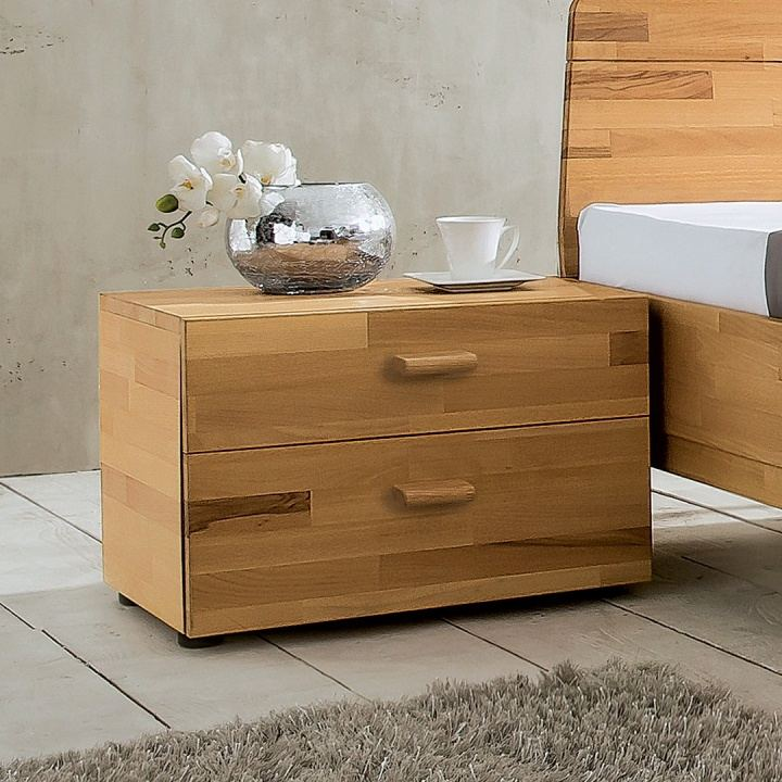 schwebebett luino 100 massivholz. Black Bedroom Furniture Sets. Home Design Ideas