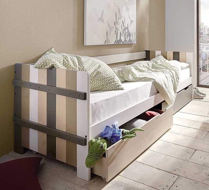 Schubkastenbetten for Jugendzimmer colori