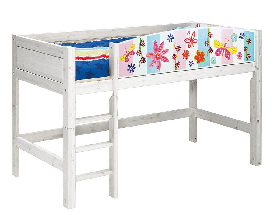 hoch etagenbett prima flowerpower. Black Bedroom Furniture Sets. Home Design Ideas