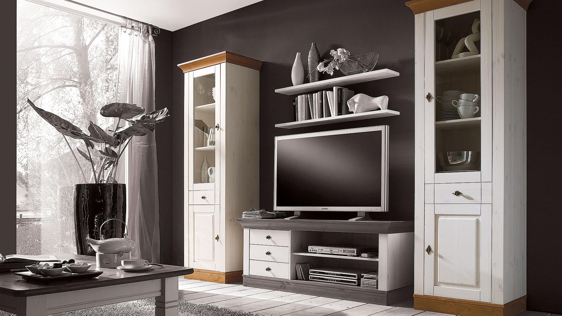 """wohnzimmer vitrine, vitrine """"romantico"""", Design ideen"""