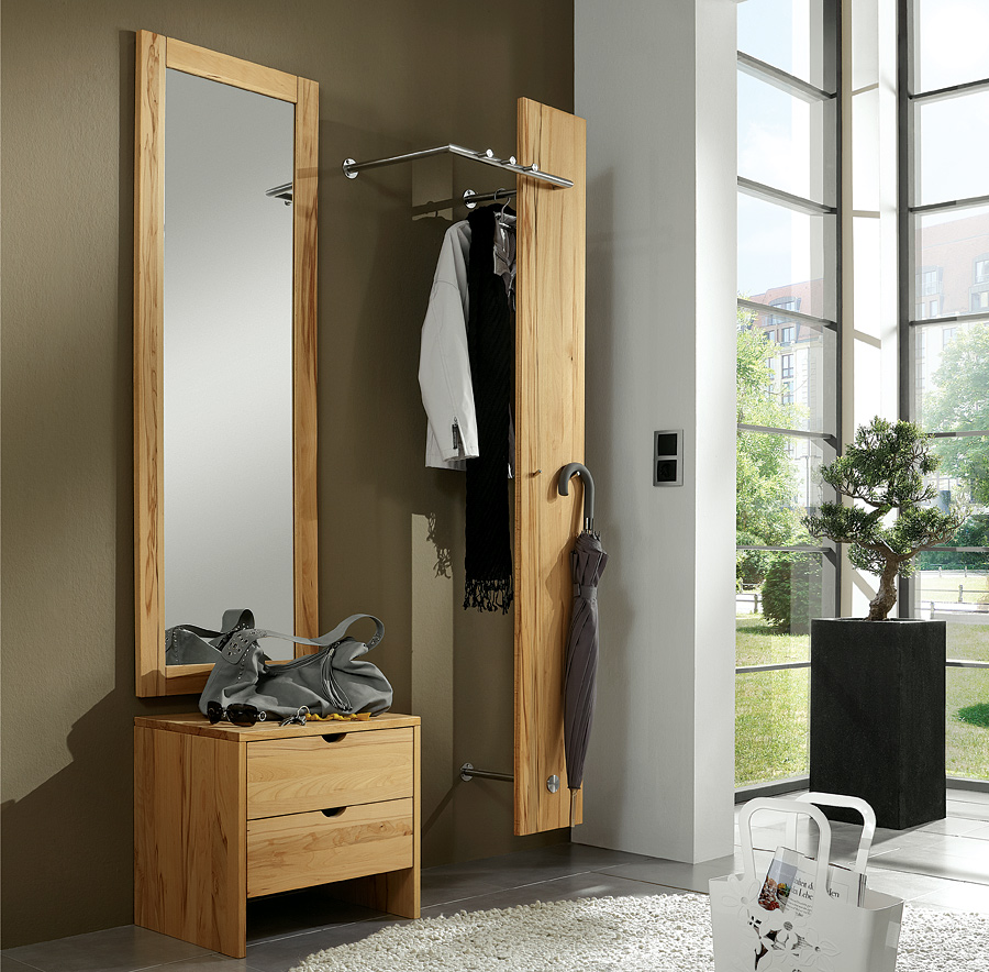 garderobe milocca. Black Bedroom Furniture Sets. Home Design Ideas