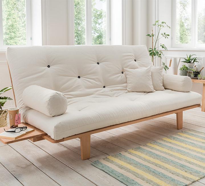 futon schlafsofas. Black Bedroom Furniture Sets. Home Design Ideas