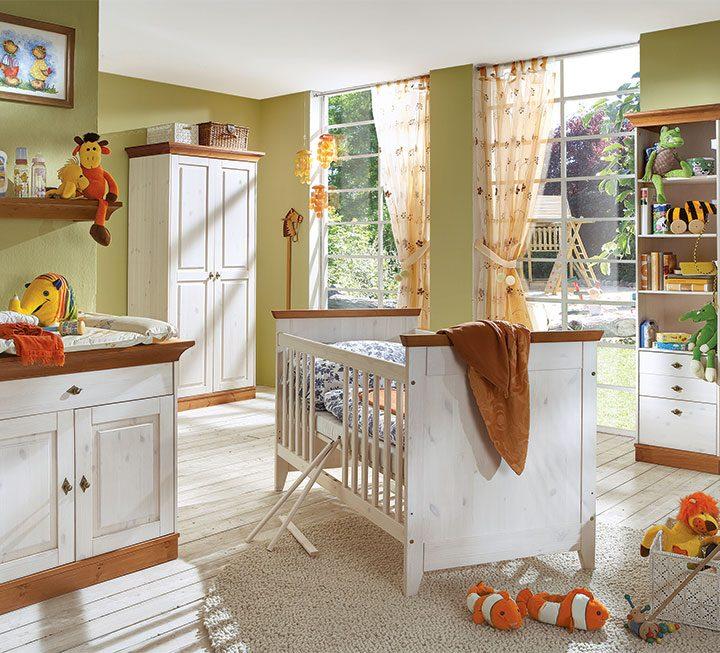 Babyzimmer Aus Massivholz Okologisch Und Schadstoffgepruft