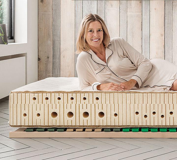 matratzen naturmatratzen schadstoffgepr ft. Black Bedroom Furniture Sets. Home Design Ideas