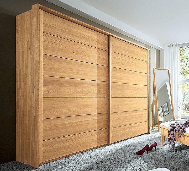 kleiderschr nke aus massivholz schadstoffgepr ft. Black Bedroom Furniture Sets. Home Design Ideas