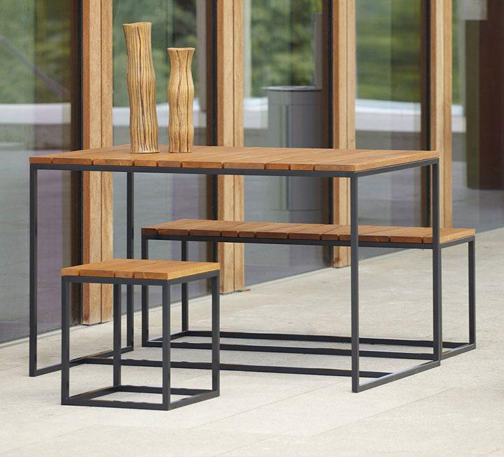 gartenm bel robinie fsc. Black Bedroom Furniture Sets. Home Design Ideas